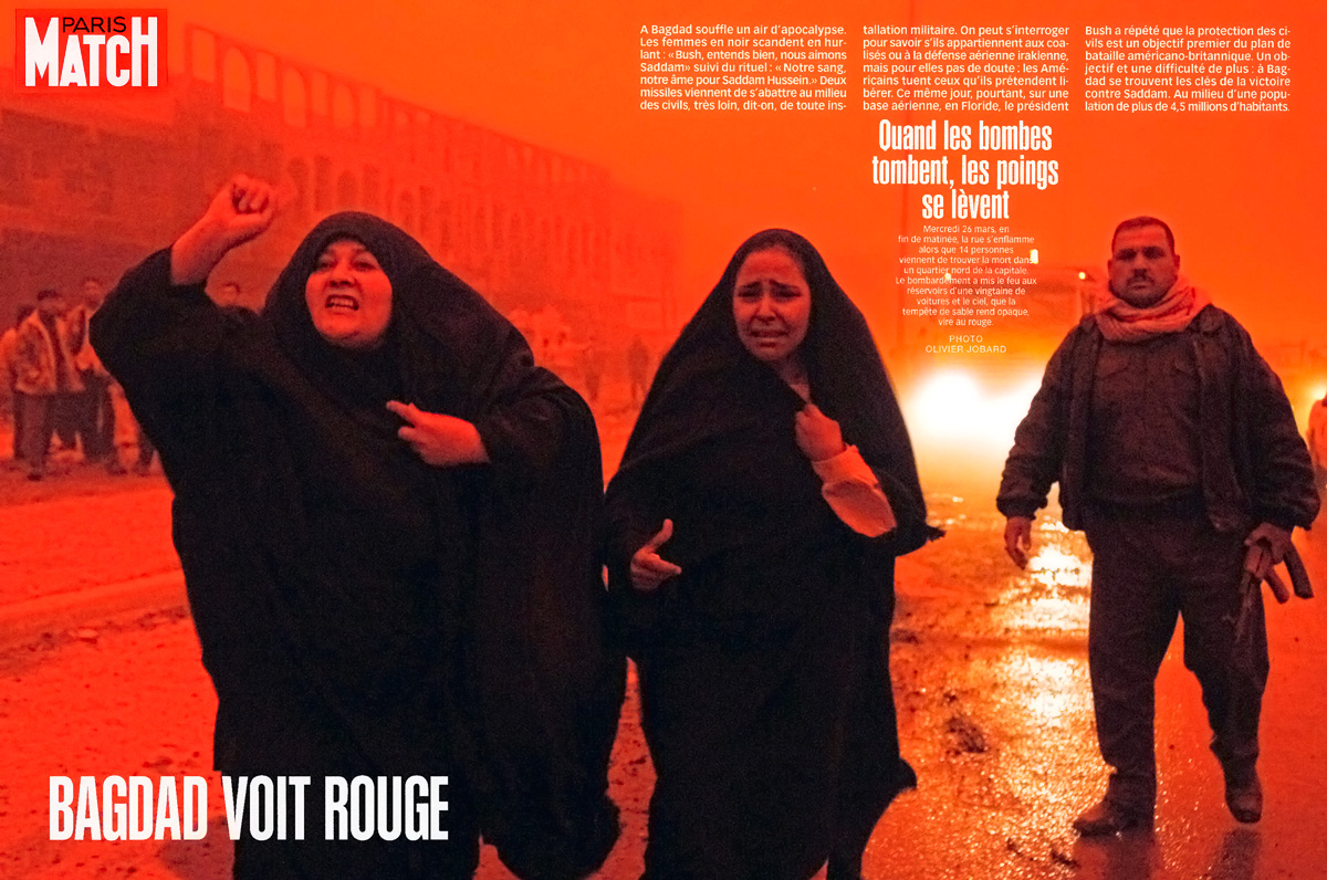 Paris Match 2003