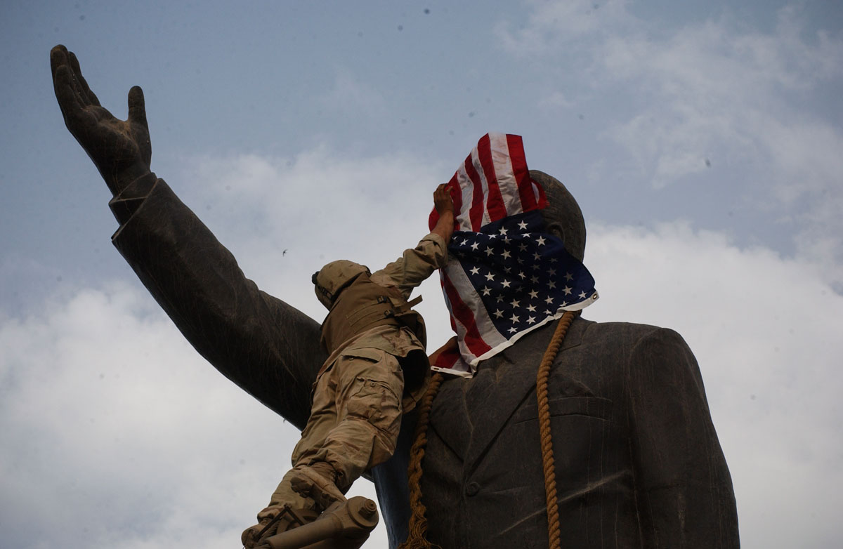 April 9th 2003.