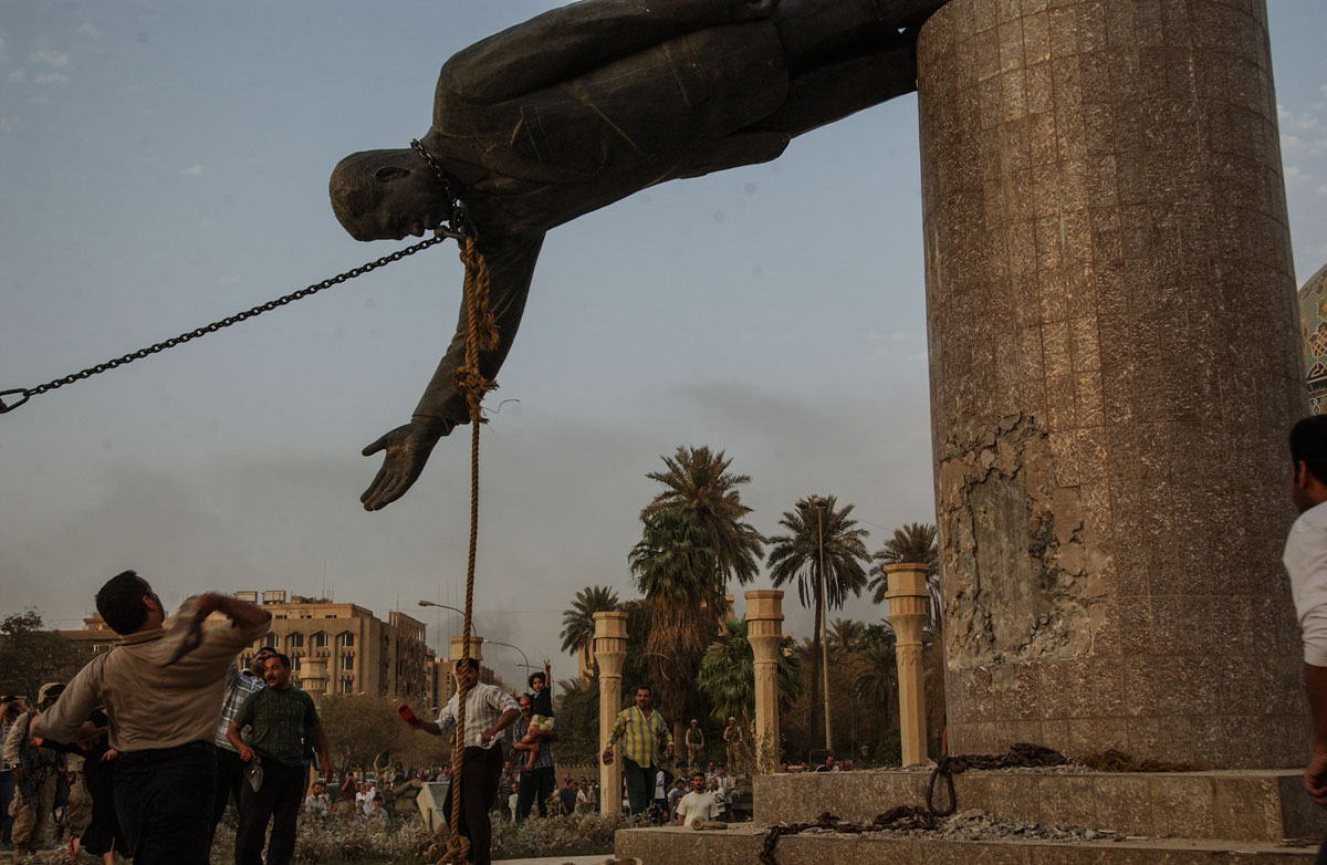 April 9, 2003.